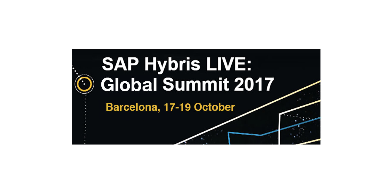 SAP Hybris LIVE: Global Summit