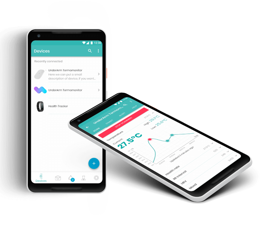 Vita Manager App