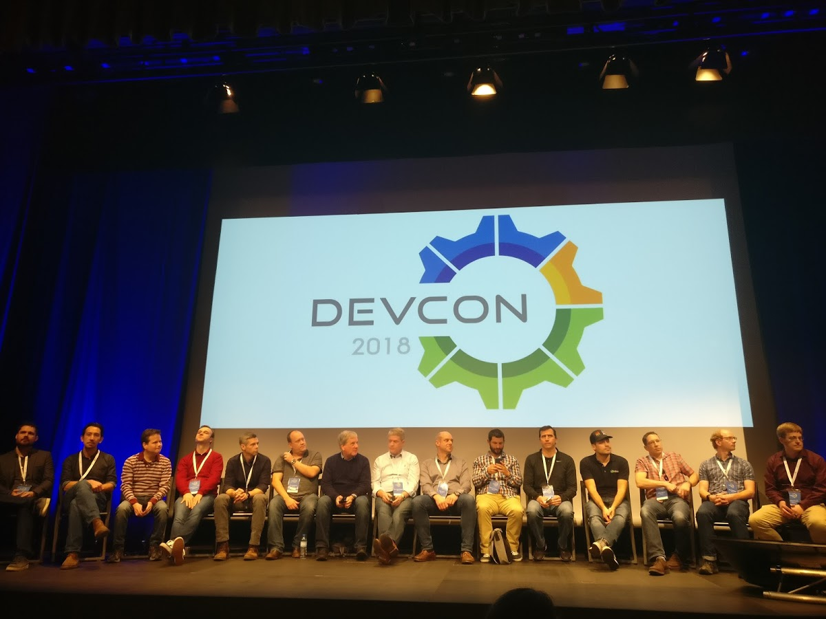 Keynote Speakers of DevCon 2018