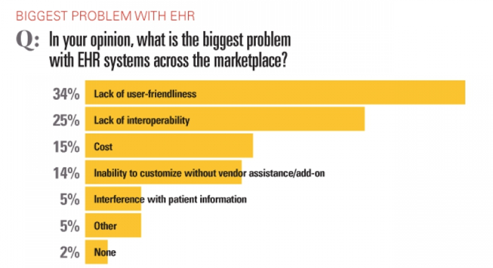 EHR adoption issues