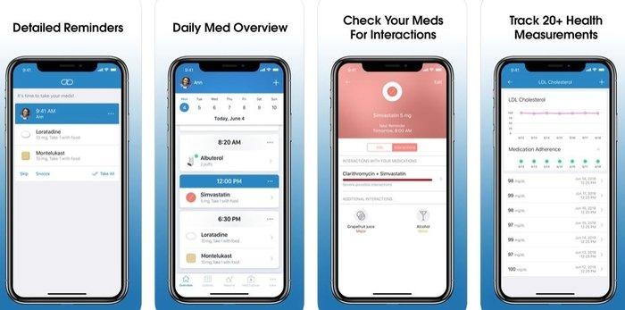 Healthcare app development: innovation on guard of health