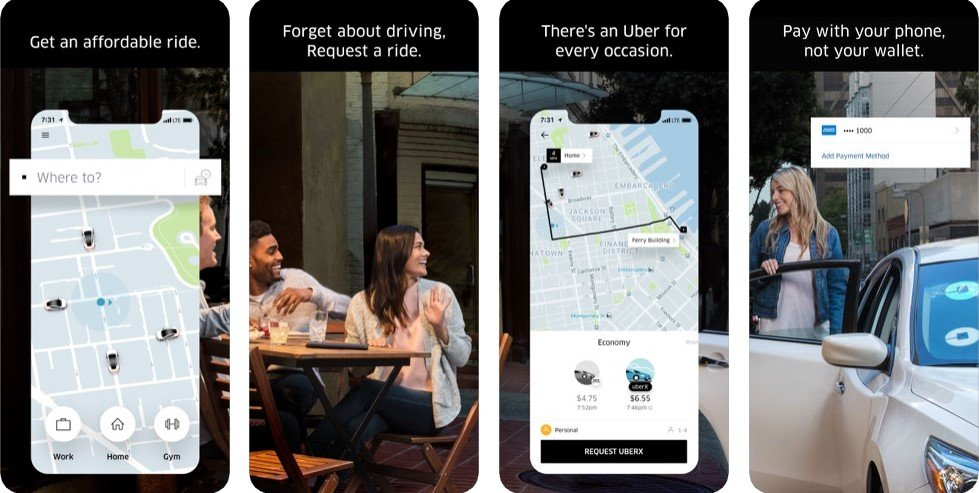 GPS location app development