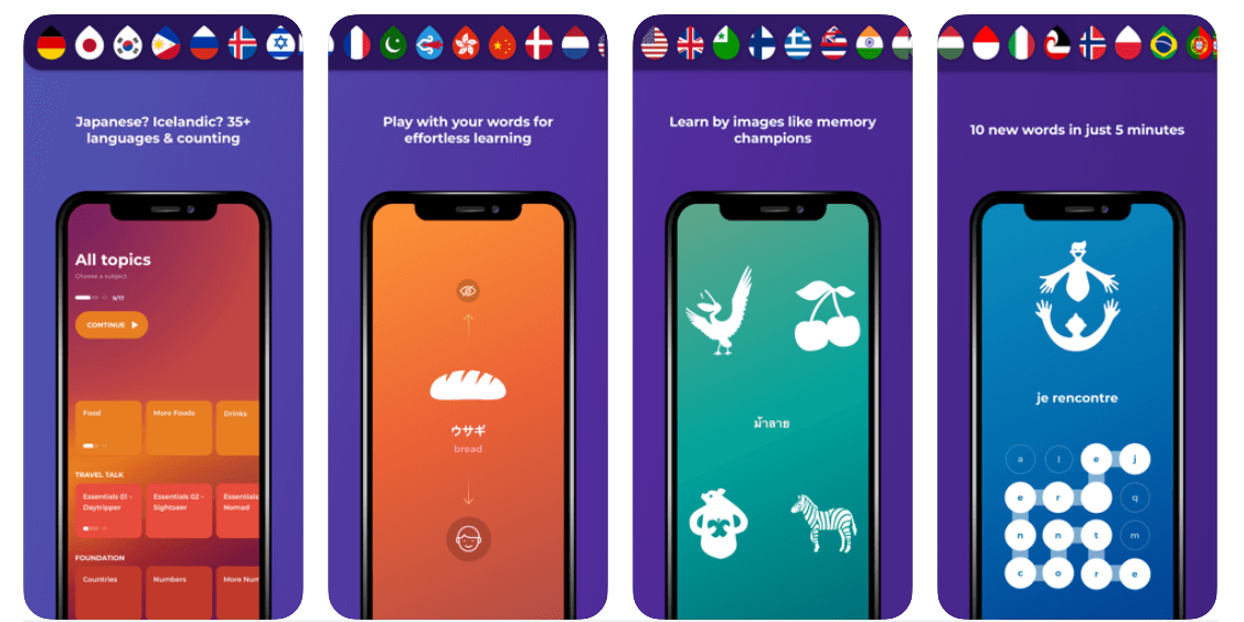 tips to create a language app